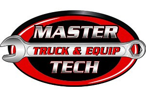 Master Tech Truck Equipment Logo